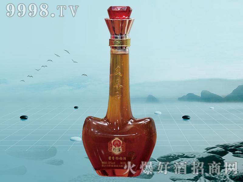 酱香杨梅酒519ml