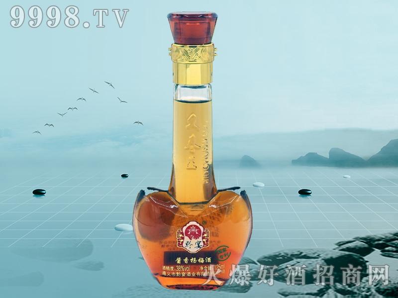 酱香杨梅酒125ml
