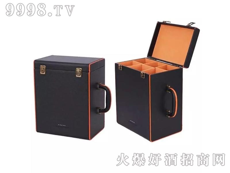 爱善国际六支装皮盒