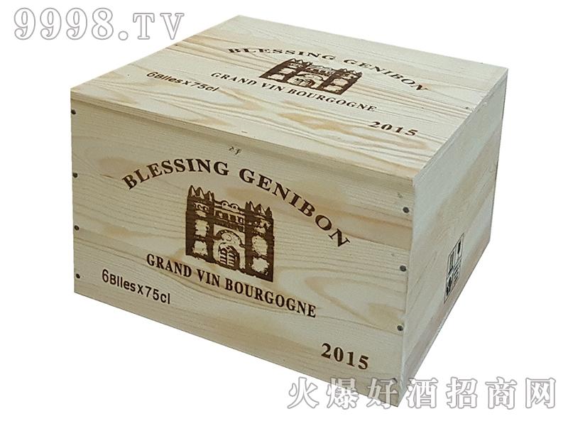 爱善国际杰堡六支装木箱