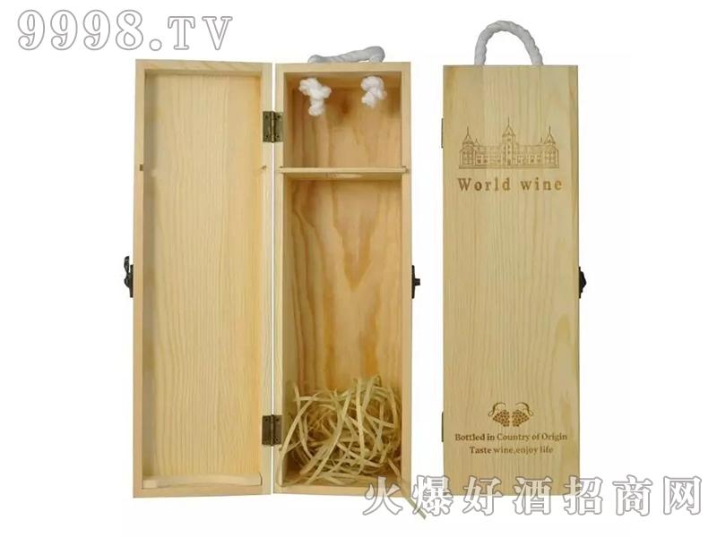 爱善国际单支木盒