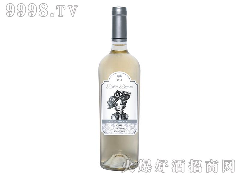 智利安卡夫人干白葡萄酒