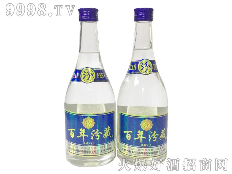 百年汾藏酒-珍藏V12