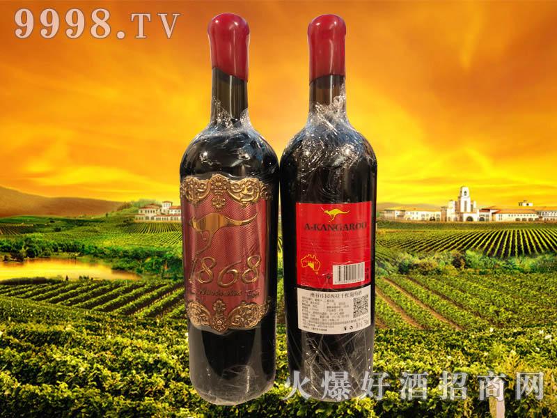 澳谷庄园西拉干红葡萄酒