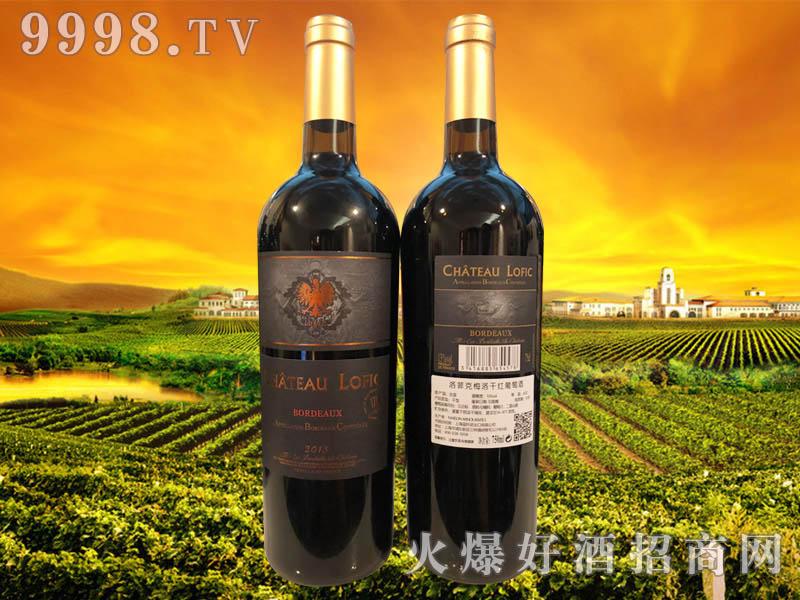 洛菲克梅洛干红葡萄酒2015