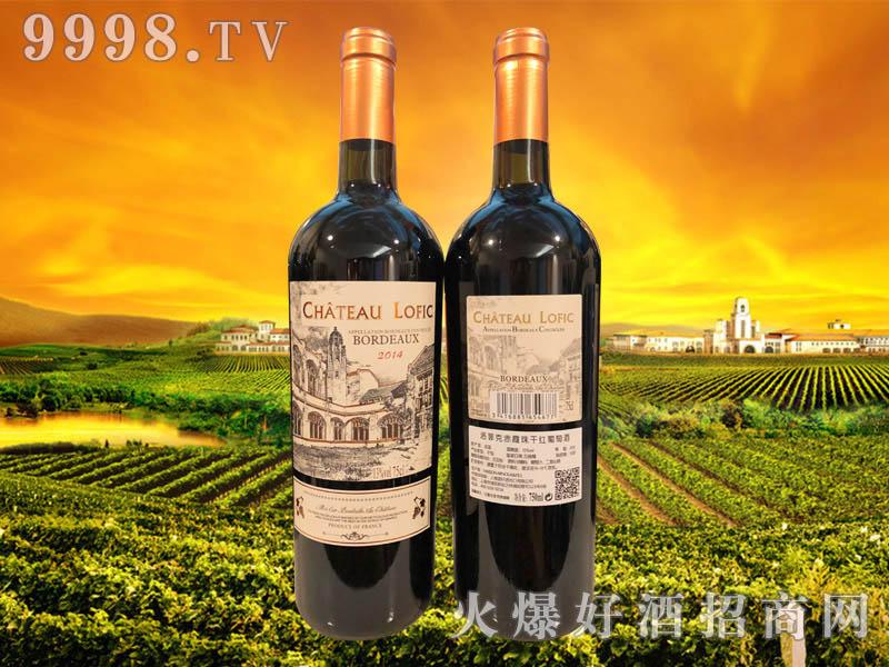 洛菲克赤霞珠干红葡萄酒