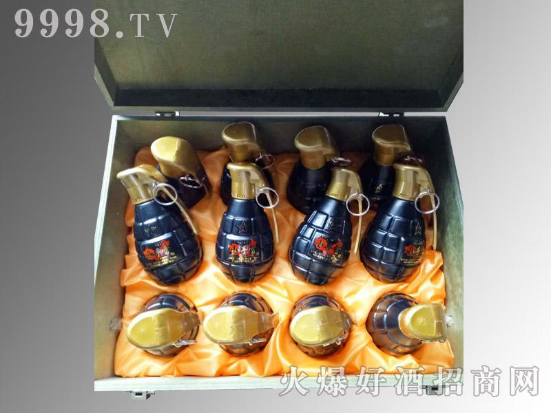 小手雷酒-哈尔滨军工酿酒厂