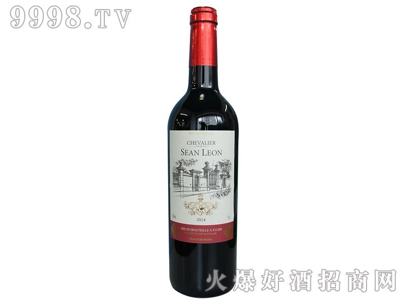 喜乐骑士干红葡萄酒
