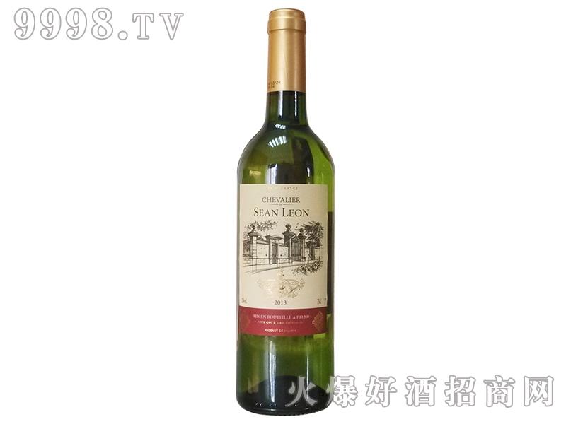 喜乐骑士干白葡萄酒