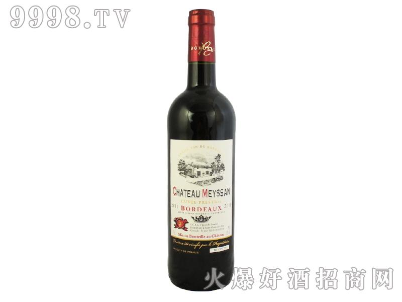 美桑城堡干红葡萄酒