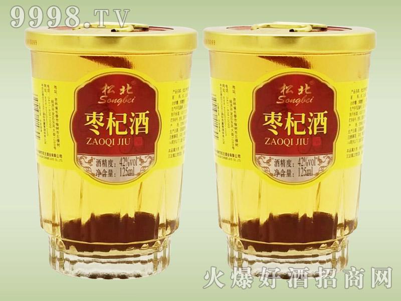 松北枣杞酒125ml