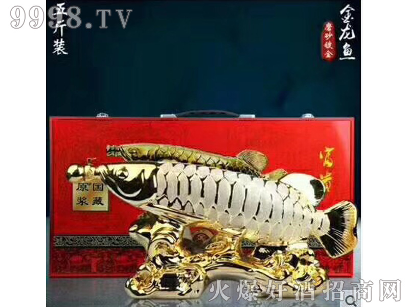 金龙鱼原浆酒5斤装-白酒招商信息