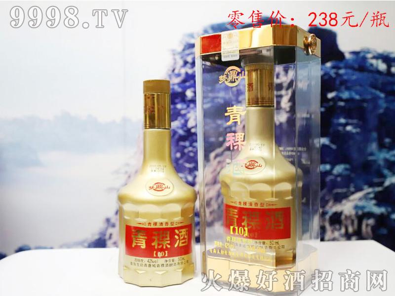 梦鼎山青稞酒【10】-白酒招商信息