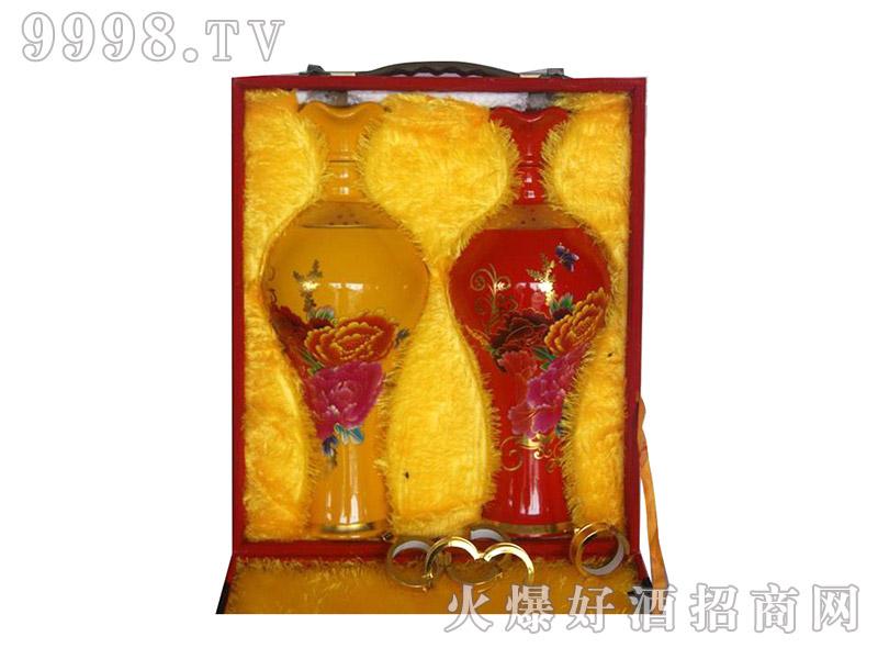 武林风酒国酒牡丹