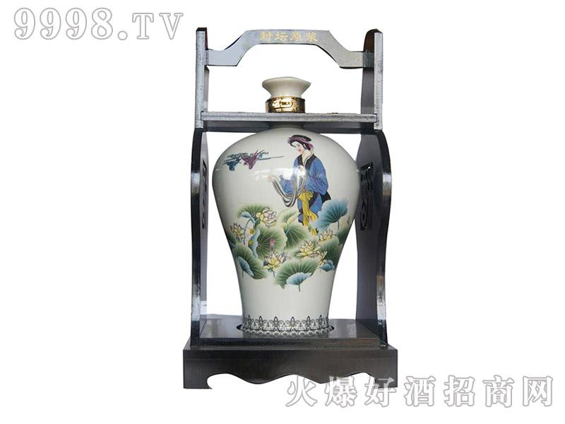 武林风酒杨玉环