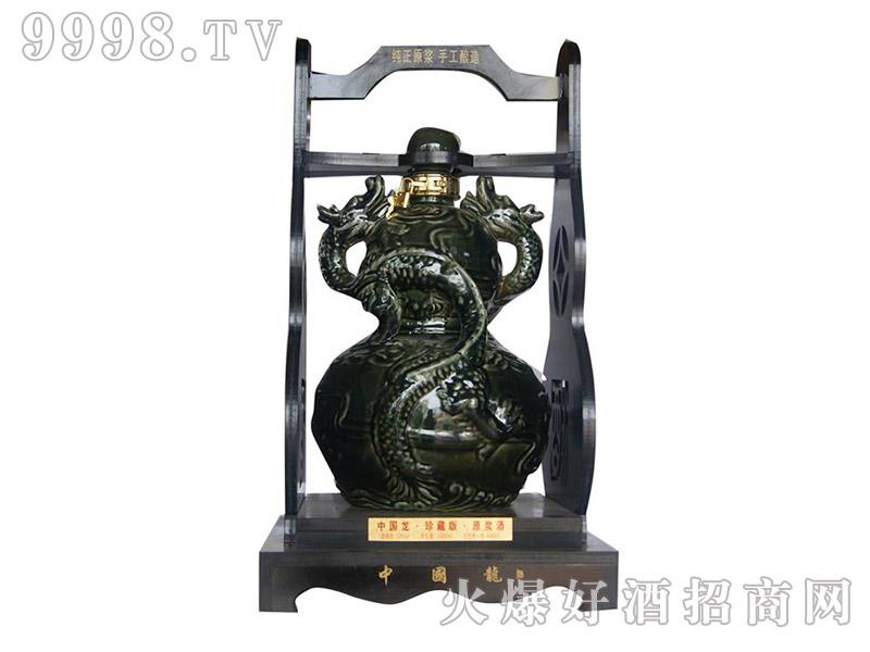 武林风中国龙酒-珍藏版