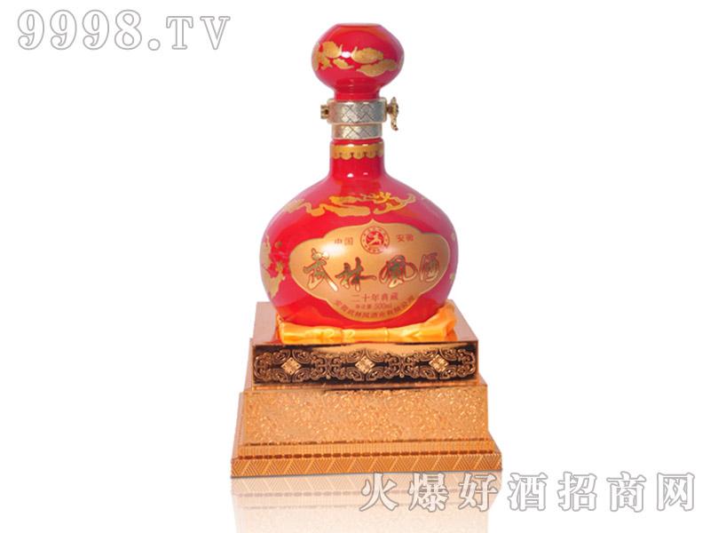武林风酒二十年原浆酒-白酒招商信息