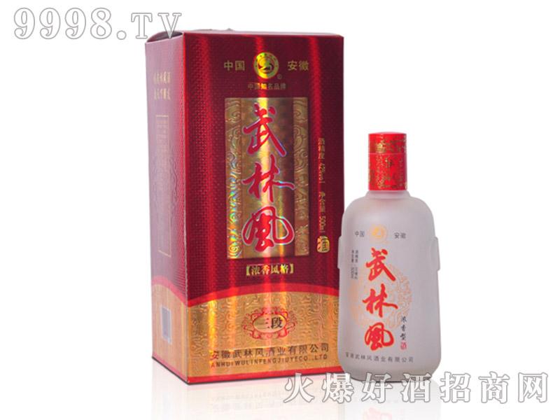 武林风酒三段酒