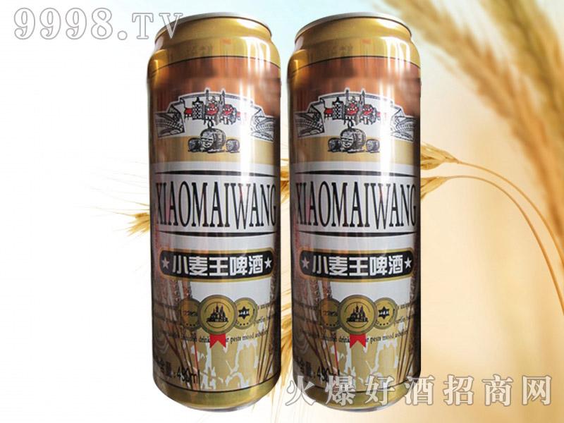 小麦王啤酒490ml