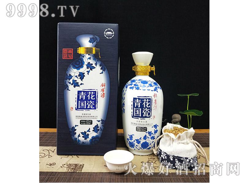 锦雀淳-青花国瓷