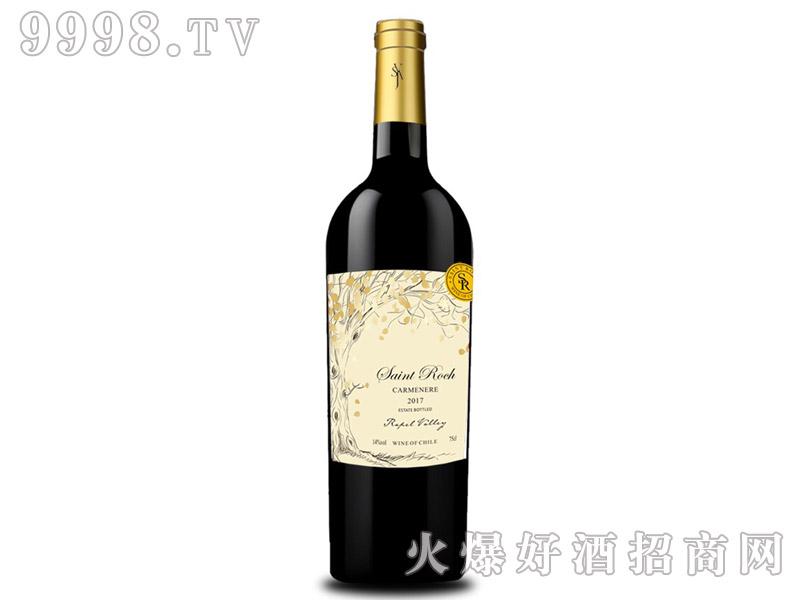 智利古树佳美娜干红葡萄酒2017