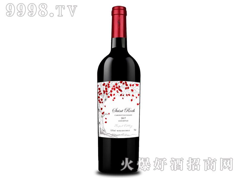 智利古树赤霞珠干红葡萄酒