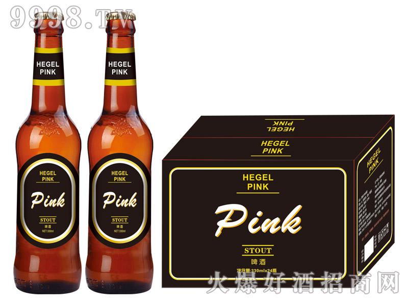 黑格尔啤酒330ml×24瓶(黑箱)