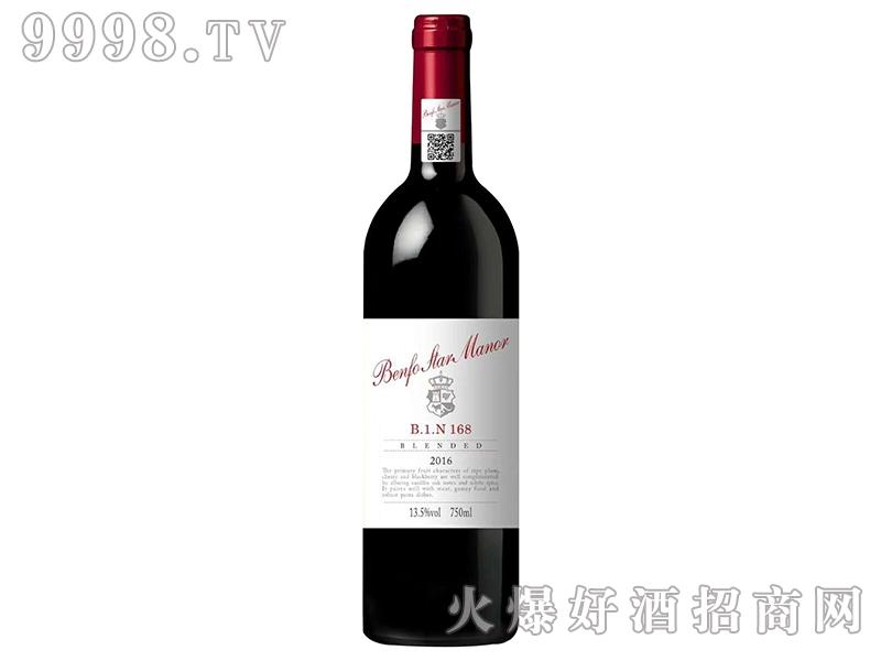 奔富明星庄168干红葡萄酒