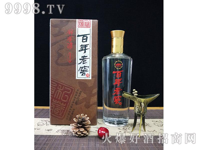 锦雀淳-百年老窖酒