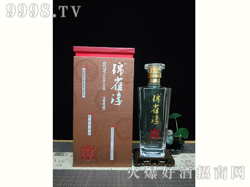 锦雀淳-工匠师-白酒招商信息