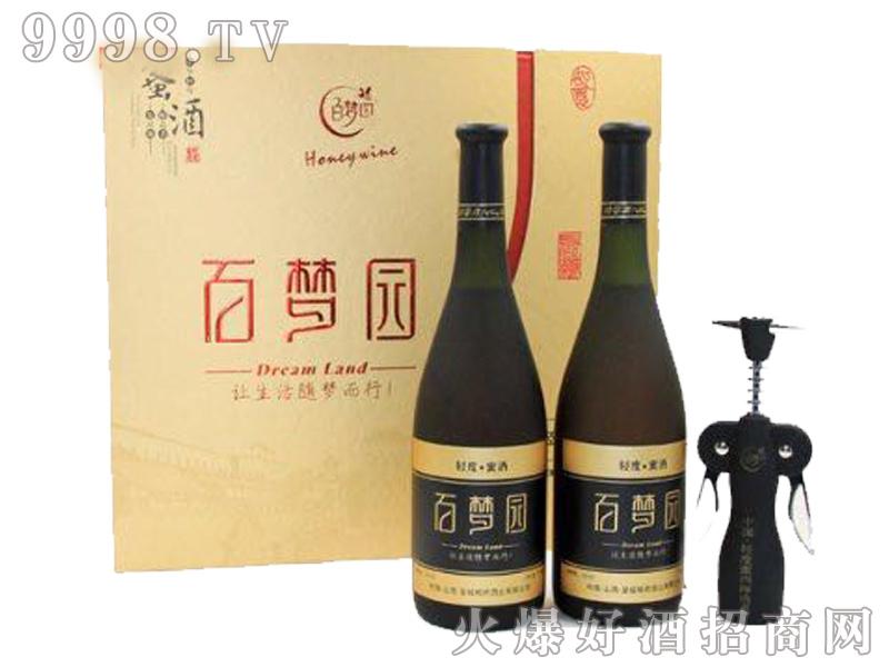 百梦园12度750mlx2-白酒招商信息