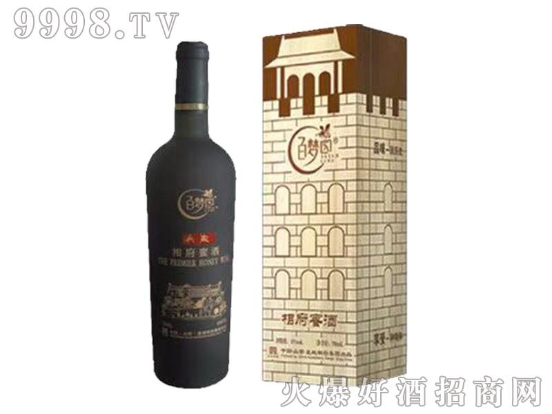 百梦园白兰地40度750ml-白酒招商信息