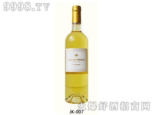 佩巴酒庄贵腐甜白葡萄酒