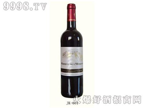 侯爵红葡萄酒
