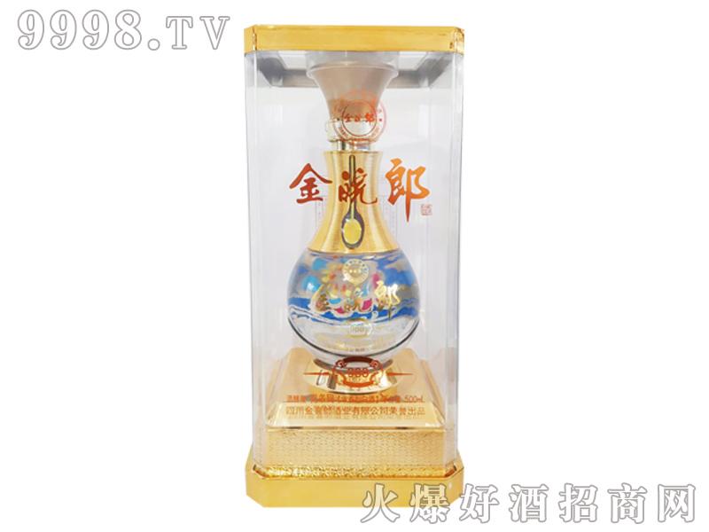 金皖郎酒988-白酒招商信息