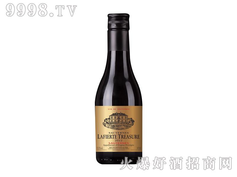 索泰尔纳拉斐珍宝2012干红葡萄酒187ml