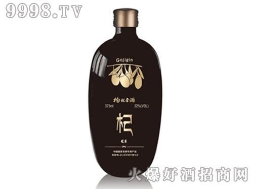枸杞金酒375ml