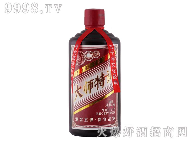 左传原酒工坊定制酒・大师特调(贵宾品鉴)-白酒招商信息