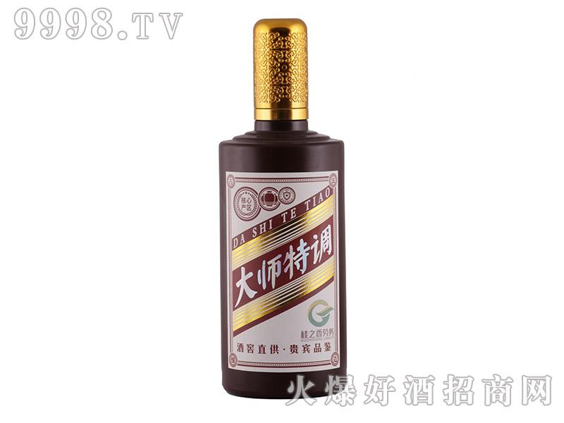 左传原酒工坊定制酒・大师特调(棕)-白酒招商信息