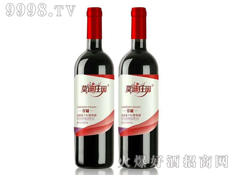 莫迪庄园品丽珠干红葡萄酒