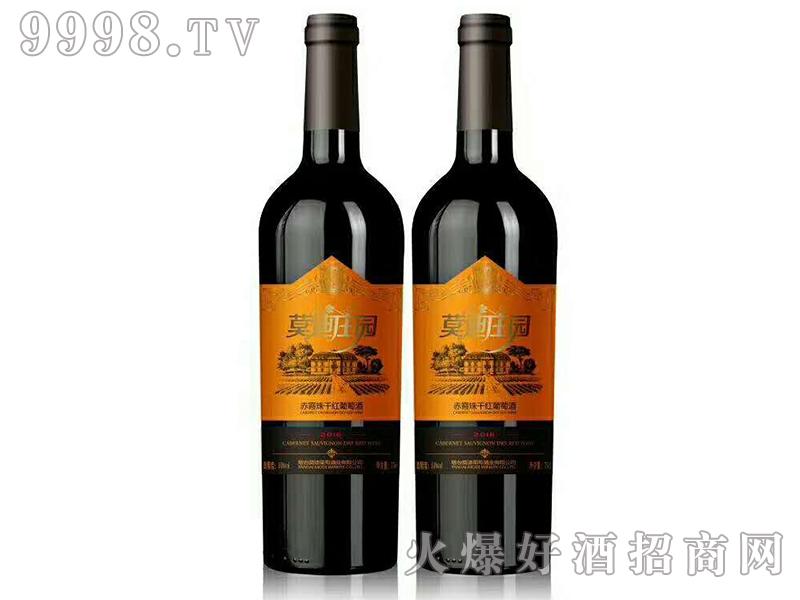 莫迪庄园赤霞珠干红葡萄酒750ml