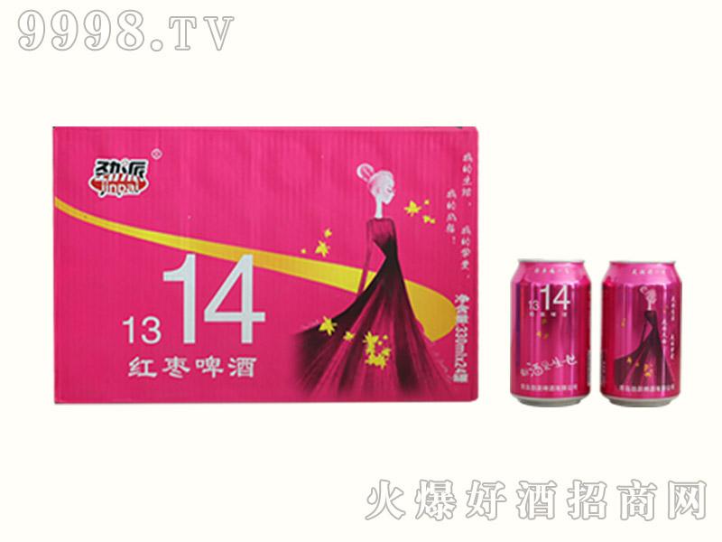 劲派1314红枣啤酒