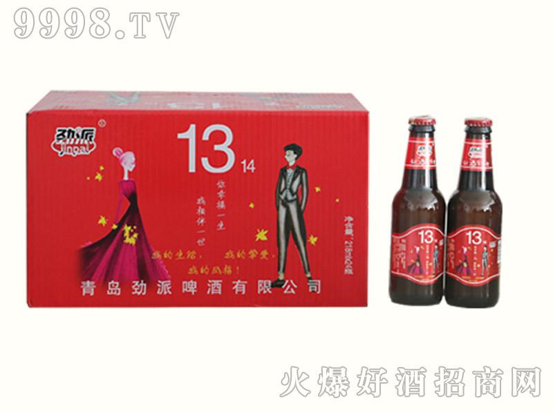 劲派1314啤酒218ml