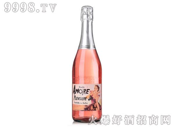意大利桃红甜型起泡酒葡萄酒