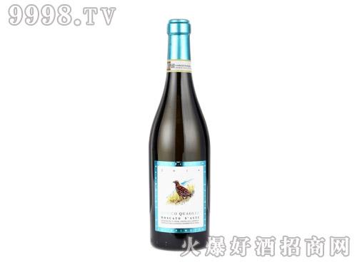 意大利莫斯卡托阿斯蒂甜白起泡酒葡萄酒