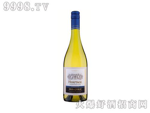 智利伊拉苏博雅克霞多丽干白葡萄酒
