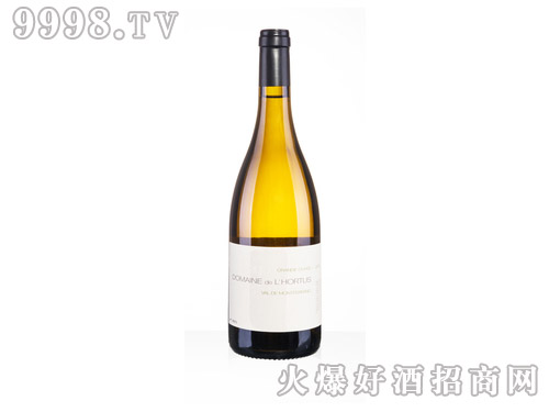 法国奥督庄园名庄级西鼎干白葡萄酒