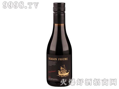 黑珍珠干红葡萄酒