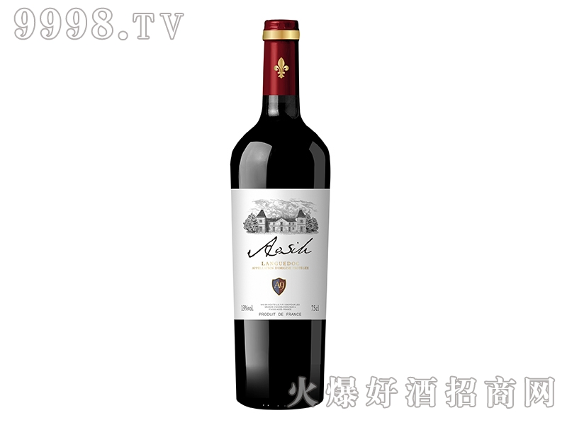 奥思皇荣嘉干红葡萄酒