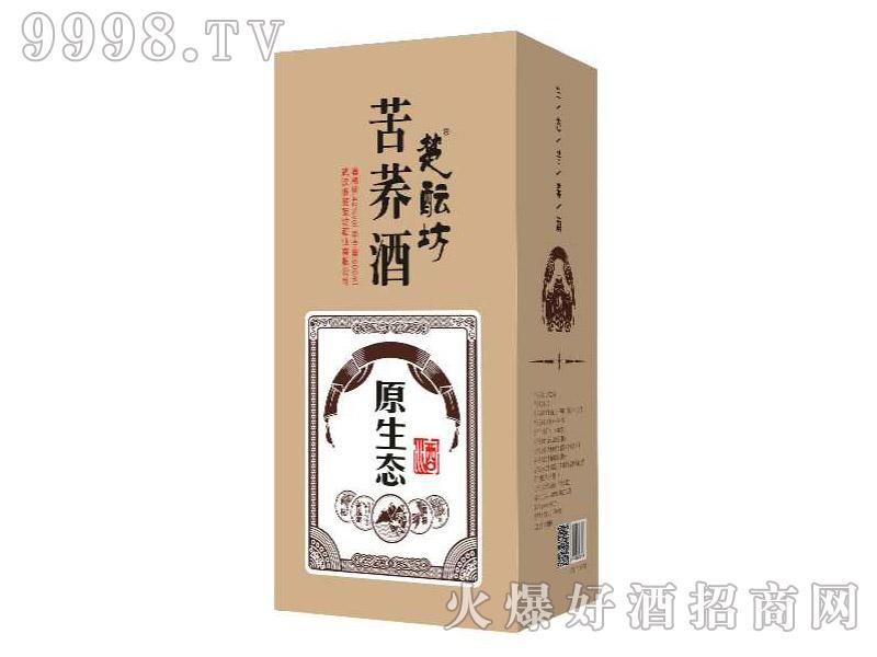 楚酝坊苦荞酒・原生态酒